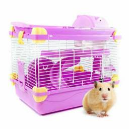 Gaiolas p/hamster nova