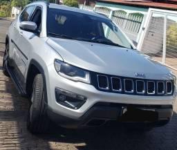 Jeep Compass Longitude Completo Diesel 4x4