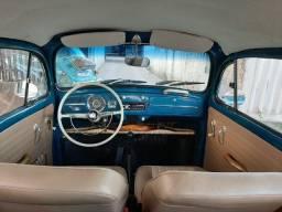 Fusca 1964 azul Atlântico