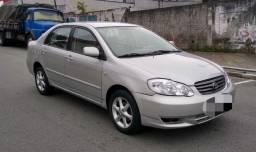 Toyota Corolla XEI 1.8 Automatico 2003 Vende - Troca - Finacia