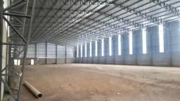 Galpão Industrial de 2.300 m² para locação na região de Cambuí - MG