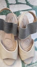 Lote de calçados femininos nr 35