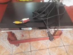 Dvd Samsung com cabos 80 reais