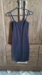 Vestido Preto tamanho P(34/38)