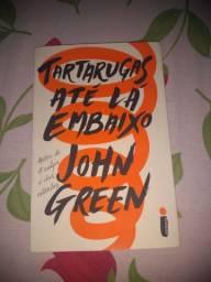 Tartarugas até lá embaixo, John Green