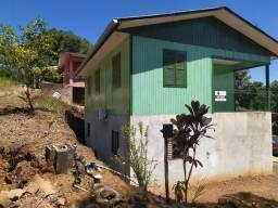 Casa Mista alvenaria Madeira negócio facilitado