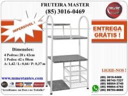 Entrega Grátis - Fruteira Master