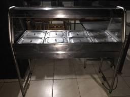 Rechaudo 14 Cubas - Quente e Frio R$1.200,00