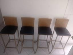 Cadeira banquetas