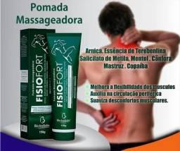R$10,00 Pomada Massageadora Fisiofort 150g - Bio Instinto
