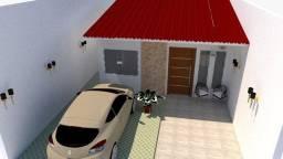 Residencial com 2 casas no Tancredo Neves, 2 quartos, via pública. Próx a Autaz Mirim