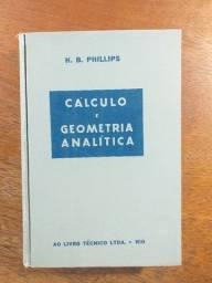 Cálculo e Geometria Analítica H. B. Phillips