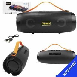 Caixa de Som Bluetooth 5.0 KIMISO KM-202<br><br>
