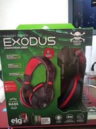 """Headset Gamer Exodus - """"Leia Descrição"""""""