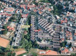 Aconchegante apartamento de 2/4, em condomínio fechado, no centro de Pernambués