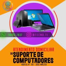 Atendimento Domiciliar de Suporte de Computadores