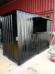 Container 3 Metros - Lanchonete Personalizada