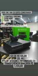 Xbox One 500 GB ( LOJA FISICA )