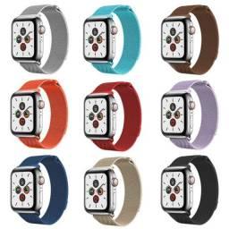 Pulseira para Apple Watch Trama Metal