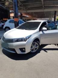 Toyota Corolla Gli 1.8, automático, 2017