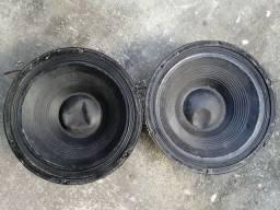Autofalantes som Fones 12 polegadas pesado 350w rms