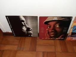 4 discos de vinil Milton Nascimento