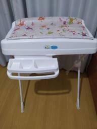 Suporte para banheira de bebê