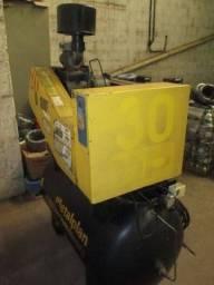Compressor parafuso 30 cv