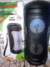Caixa de Som Bluetooth Bazuca