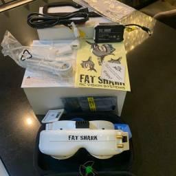 Óculos FPV FatShark Dominator V3