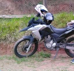 Honda XRE zera zera
