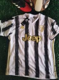 Camisas Juventus temporada 20/21