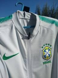 Jaqueta Original Treino Nike CBF Nova Edição Especial