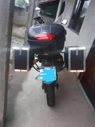 Baús de alumínio para motocicletas