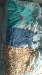 Combo de vestidos tamanho 1 e 2 anos