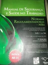 NR - Norma regulamentadora NR 1 a 34/35.