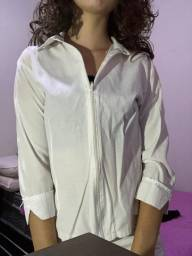 Camisas Sociais Feminina Branca
