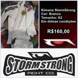 Kimono StormStrong - Branco