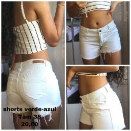 Shorts Jeans Renner