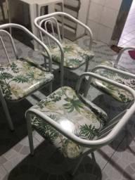 Cadeiras de Ferro -MOSSORÓ