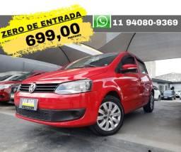 Volkswagen Fox 1.0 Trend Vht (Flex) 4p 2012