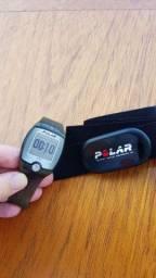 Relógio Monitor de frequência cardíaca + cinta sensor