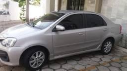 Vendo Etios sedan XLS