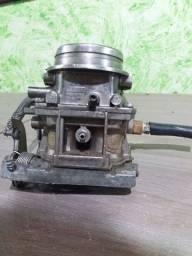 Carburador weber dfv 446 (alcool)