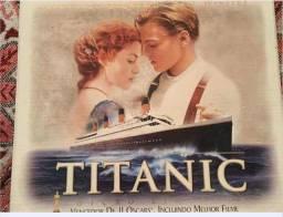 Vhs Duplo Titanic Edição Especial De Colecionador Legendado