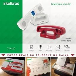 Telefone Sem Fio Digital Intelbras
