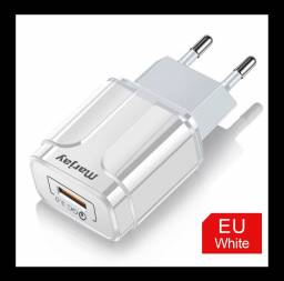 FONTE USB CARREGADOR NOVA R$20
