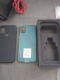 Umidigi A7 pro 128 G 4 câmera celular novo na garantia de 1 ano