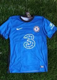 Camisa Chelsea temporada 20/21