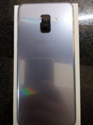 Vendo Sansung Galaxy A8 PLUS 64 GB ametista